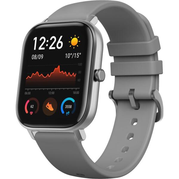 Умные часы Amazfit GTS A1914 Lava Grey