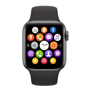 Умные часы D&A K5 (черный)