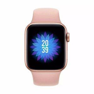 Умные часы D&A K5 (розовый)