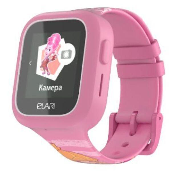 Умные часы ELARI FixiTime Lite (розовый)