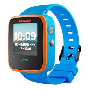 Умные часы Geozon Aqua (голубой)