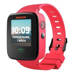 Умные часы Geozon Aqua (розовый)