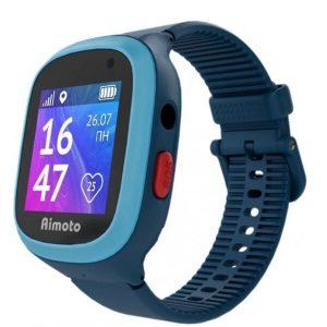 Умные часы Кнопка жизни Aimoto Ocean Lite (синий)