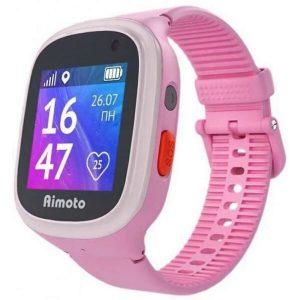 Умные часы Кнопка жизни Aimoto Start 2 (розовый)