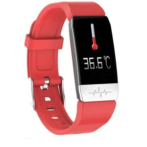 Умные часы SOVO SP01 (красный)