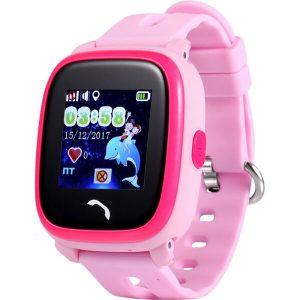 Умные часы Wonlex GW400S (розовый)