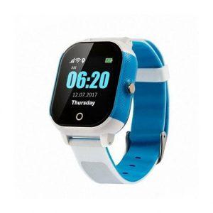 Умные часы Wonlex GW700S (белый/синий)