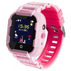 Умные часы Wonlex KT03 (розовый)