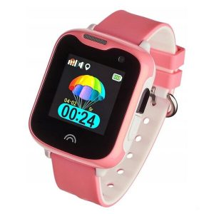 Умные часы Wonlex KT05 (розовый)