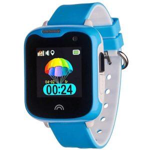 Умные часы Wonlex KT05 (синий)