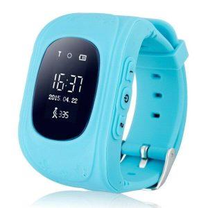 Умные часы Wonlex Q50 (голубой)