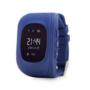 Умные часы Wonlex Q50 (темно-синий)