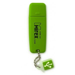 USB Flash MIREX Chromatic Green 32GB (13600-FM3CGN32)