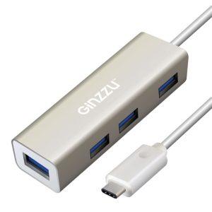 USB-хаб Ginzzu GR-518UB