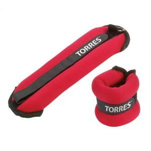 Утяжелители Torres PL110182
