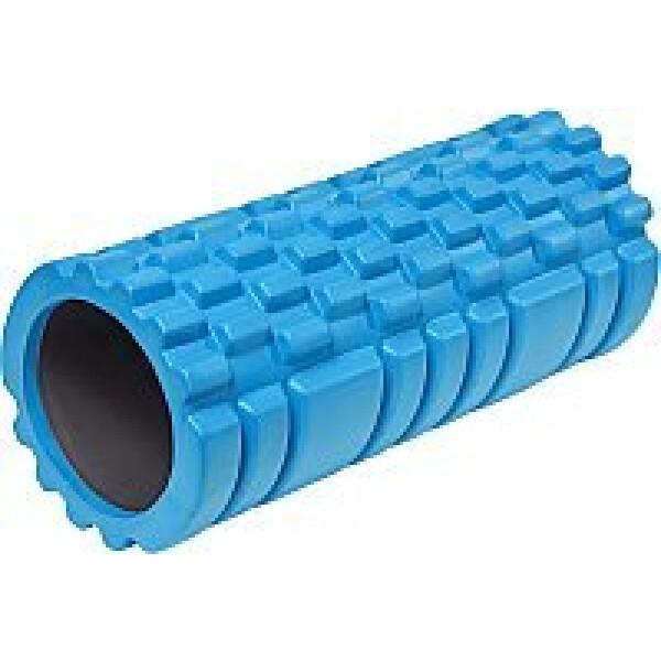 Валик для фитнеса массажный Sundays Fitness IR97435B (голубой)
