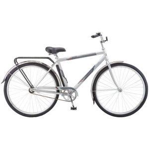 """Велосипед 28"""" Stels Десна Вояж Gent Z010 LU077239 (серебристый)"""