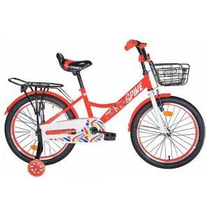 Велосипед Krakken Spike 20 (красный)