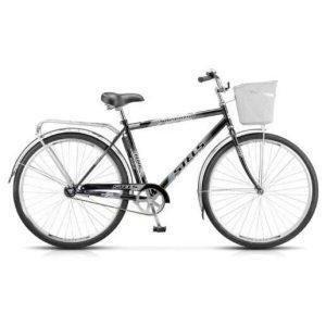 Велосипед Stels Navigator 300 Gent 28 Z010 2020 (серый)