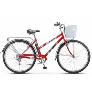Велосипед Stels Navigator 350 Lady 28 Z010 2020 (красный)