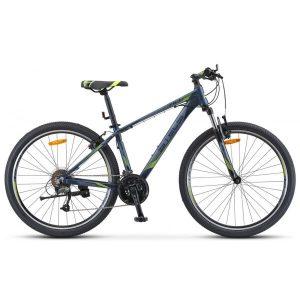 Велосипед Stels Navigator 710 V 27.5 V010 15.5 (синий)