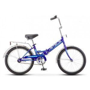 Велосипед Stels Pilot 310 20 Z011 (синий)