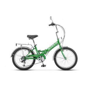 Велосипед Stels Pilot 350 20 Z011 (зеленый)