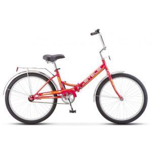 Велосипед Stels Pilot 710 24 Z010 (малиновый)