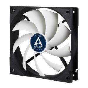 Вентилятор для корпуса Arctic Cooling F12 TC AFACO-120T0-GBA01