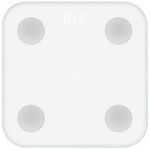 Весы напольные Xiaomi Mi Body Composition Scale (LPN4013GL)