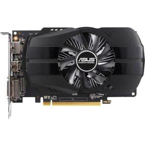 Видеокарта ASUS Phoenix Radeon RX 550 4GB PH-RX550-4G-EVO