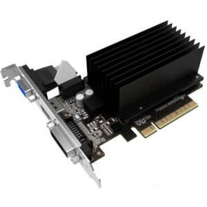 Видеокарта Palit GeForce GT 710 2GB DDR3 (NEAT7100HD46-2080H)