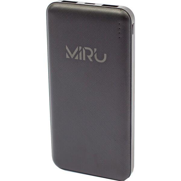 Внешний аккумулятор MIRU LP-3000 (черный)