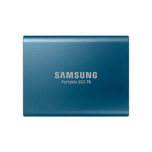 Внешний накопитель Samsung T5 500GB (синий)