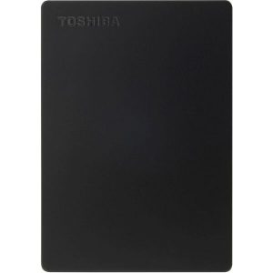 Внешний накопитель Toshiba Canvio Slim HDTD310EK3DA 1TB (черный)