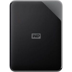 Внешний накопитель Western Digital Elements SE 1TB WDBEPK0010BBK-WESN