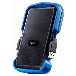 Внешний жесткий диск APACER (AP1TBAC631U-1) blue