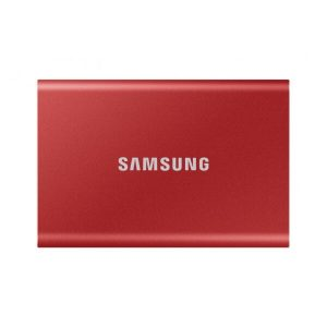 Внешний жесткий диск Samsung T7 1TB (MU-PC1T0R/WW)