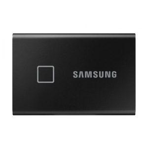 Внешний жесткий диск Samsung T7 Touch 500GB (MU-PC500K/WW)