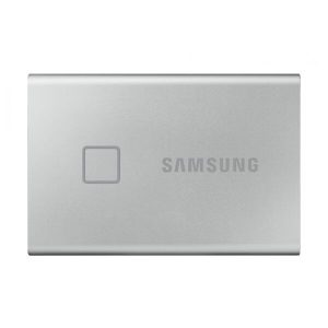 Внешний жесткий диск Samsung T7 Touch 500GB (MU-PC500S/WW)