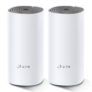 Wi-Fi роутер TP-Link Deco E4 (2-pack)
