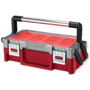 Ящик для инструментов Keter CANTI Organizer (красный)