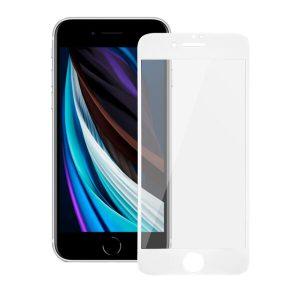 Защитное стекло AKAMI Fullscreen full glue для Apple iPhone SE /8/7 Белый (15369)