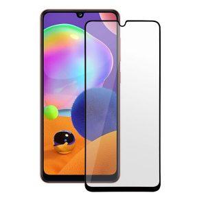 Защитное стекло AKAMI Fullscreen full glue для Samsung Galaxy A31 Черный (11800)