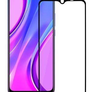 Защитное стекло AKAMI Fullscreen full glue для Xiaomi Redmi 9 Черный (11809)