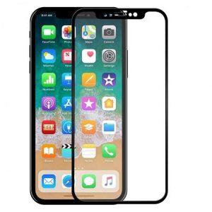 Защитное стекло CASE 3D для Apple iPhone 11/XR (черный)
