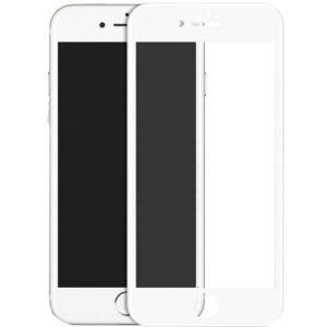 Защитное стекло CASE 3D для Apple iPhone 6/6S (белый глянец)