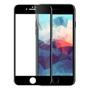 Защитное стекло CASE 3D для Apple iPhone 7/8 (черный глянец)