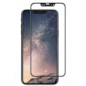 Защитное стекло CASE 3D для Apple iPhone X / XS / 11Pro (черный)