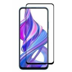 Защитное стекло CASE 3D для Huawei Honor 9X (черный глянец)